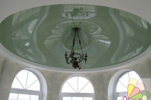 Элементы натяжных потолков